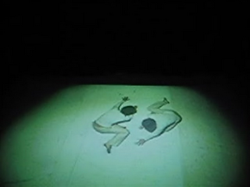 Floor projection